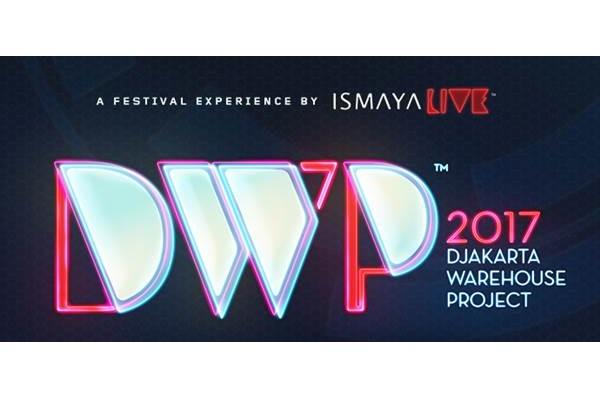 Poster DWP 2017. Pemprov DKI menerima setoran pajak Rp10 miliar dari Event DWP 2017 - Istimewa