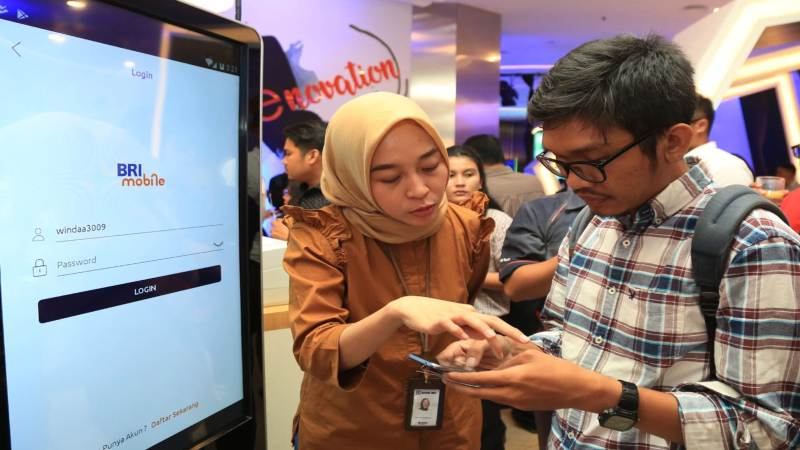 Bri Gaet Nasabah Melalui Aplikasi Pinjaman Online Finansial