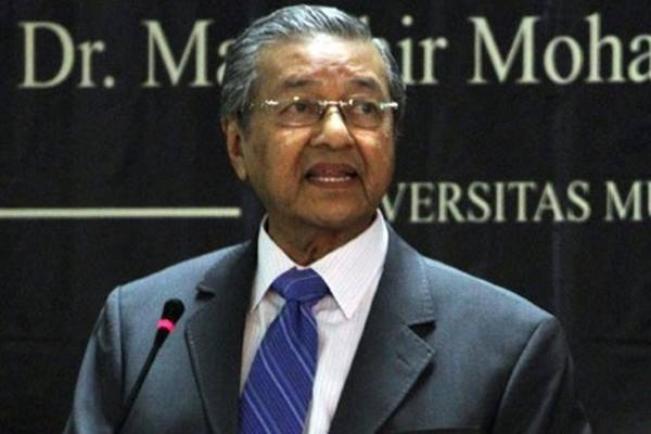 Mahathir Mohamad - Antara