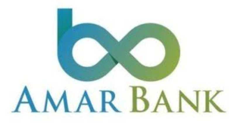 Ilustrasi logo Bank Amar