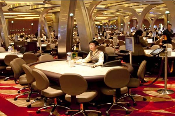 Kasino di Marina Bay Sands Singapura - hotels.online.com.sg
