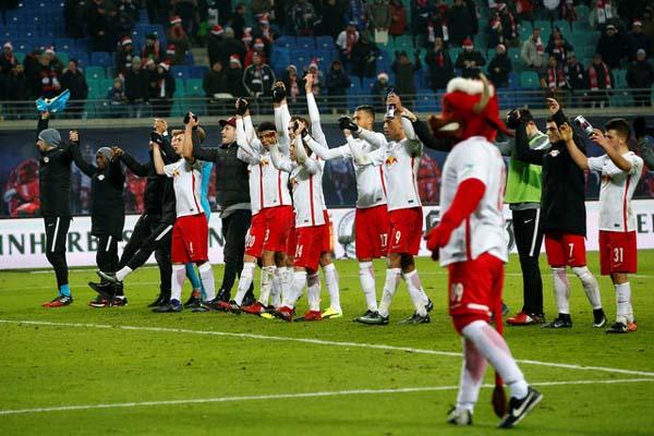 RB Leipzig - Reuters/Fabrizio Bensch