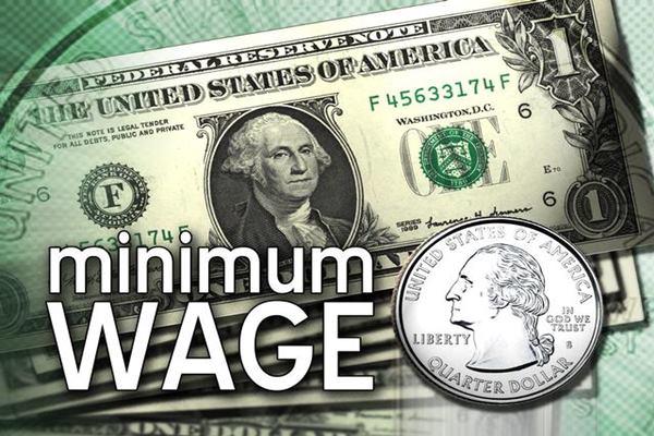 Ilustrasi upah minimum - Istimewa