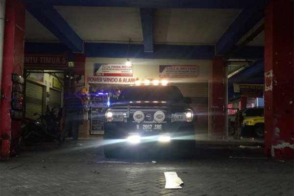 Ilustrasi bengkel mobil di Depok, Jawa Barat. Perbengkelan merupakan salah satu bidang usaha yang banyak menyerap SDM lulusan Balai Latihan Kerja. - Antara