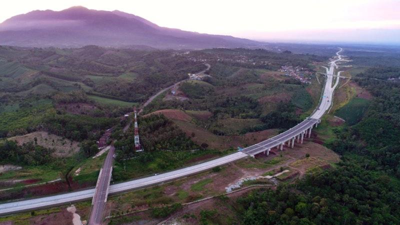 Tol Trans Sumatra - Bisnis/Abdullah Azzam