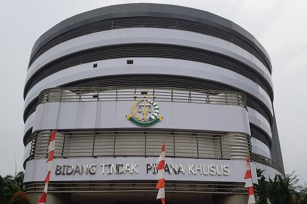 Gedung Bundar Kejaksaan Agung, Jakarta. -Bisnis.com - Samdysara Saragih