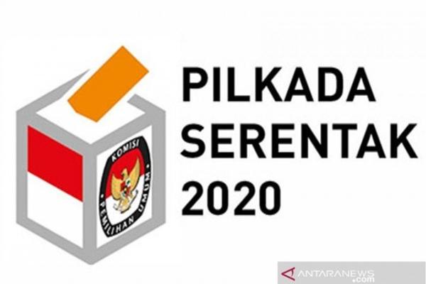 Ilustrasi Pilkada Serentak 2020 - Antara