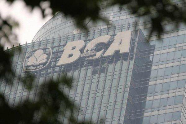 Gedung Bank BCA. - Bisnis