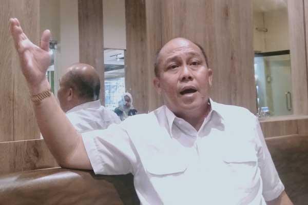 Deputi Direktur BPJS Ketenagakerjaan Wilayah Sumbagsel Arief Budiarto - Bisnis/Dinda Wulandari