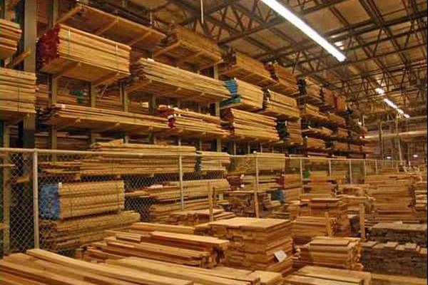 Panel kayu dan kayu olahan - Ilustrasi/kemenperin.go.id