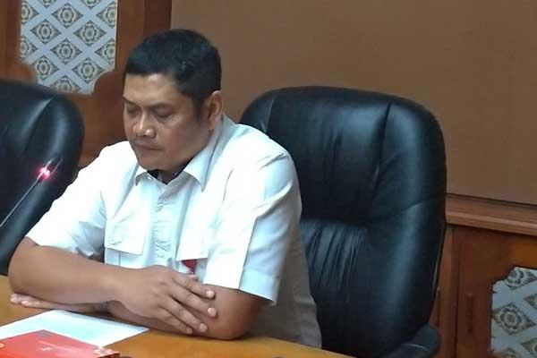 Kadis Perhubungan Provinsi Bali I Gede Wayan Samsi Gunarta