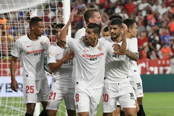 Sevilla - Twitter@SevillaFC