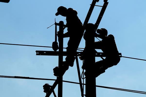 Pembangkit listrik - Antara