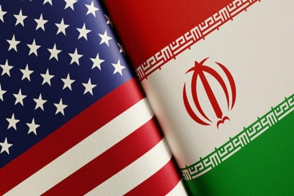 Bendera Iran- AS -