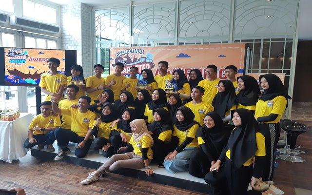 Peserta HiLo Marketer Academy 2019 - Bisnis/Syaiful M