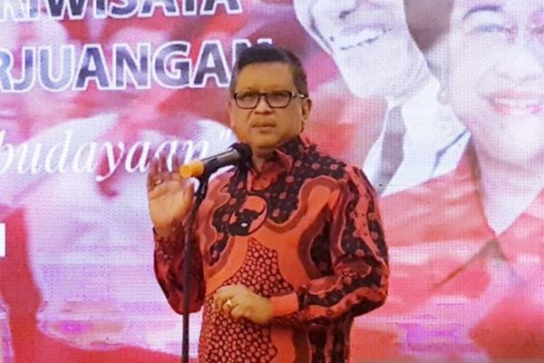 Sekretaris Jenderal PDI Perjuangan Hasto Kristiyanto/Antara - PDIP