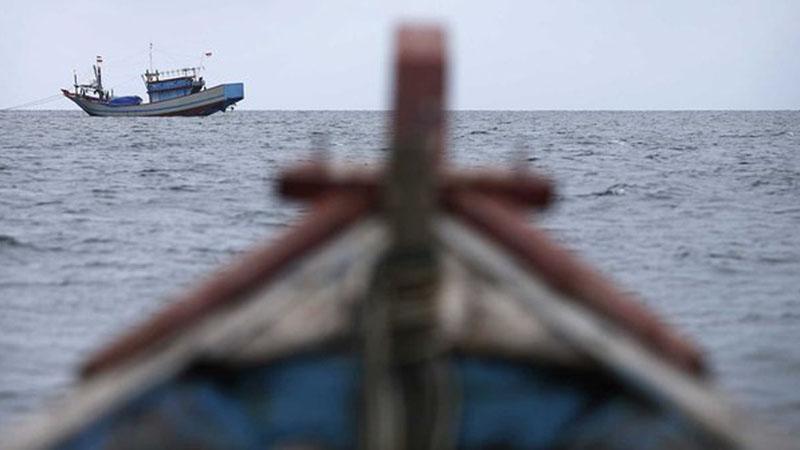 Perairan Natuna, Kepulauan Riau. - Reuters/Tim Wimborne