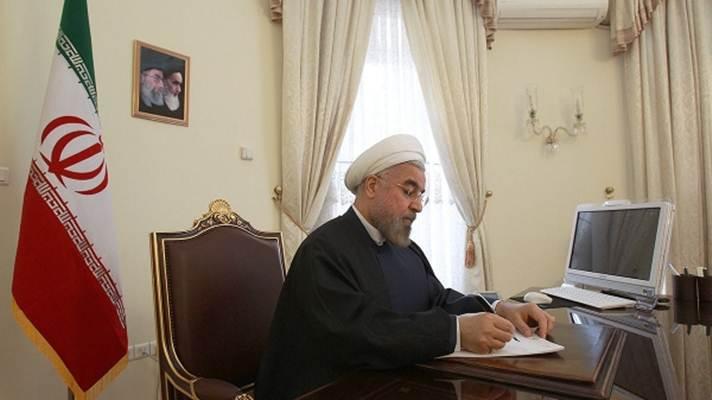 Presiden Iran Hassan Rouhani - president.ir/.jpg