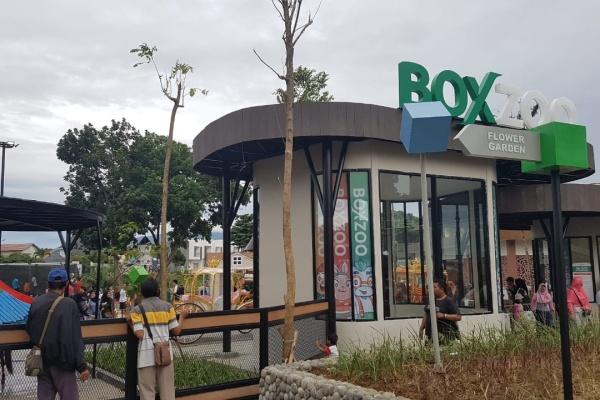 Box Zoo di kawasan Mall Boxies 123 Tajur Bogor - Bisnis/Deniz Riantiza
