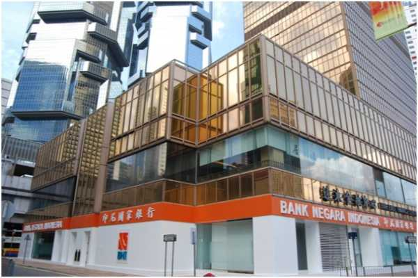 BNI Kantor Cabang Hong Kong