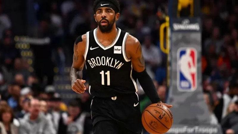 Bintang Brooklyn Nets Kyrie Irving - Reuters