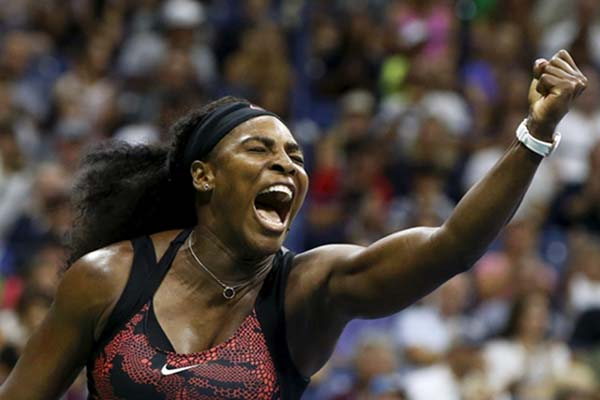 Serena Williams - Reuters/Shannon Stapleton