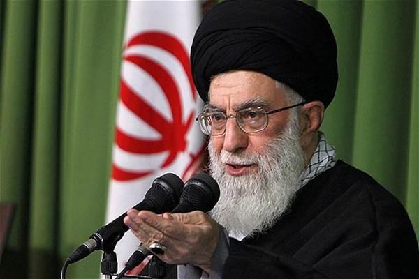 Ayatollah Ali Khamenei - telegraph.co.uk