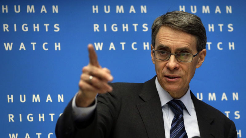 Direktur Eksekutif Human Rights Watch Kenneth Roth - Reuters/Michael Sohn