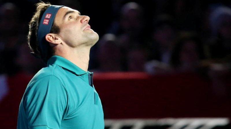 Roger Federer. - Reuters