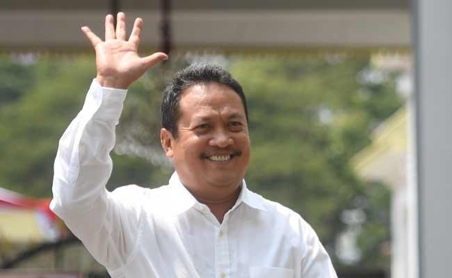 Wakil Menteri Pertahanan Wahyu Sakti Trenggono ANTARA FOTO - Puspa Perwitasari