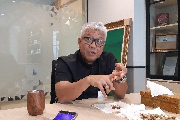 Direktur Utama PT Jakarta Propertindo (Jakpro) Dwi Wahyu Daryoto. - Bisnis/Aziz R