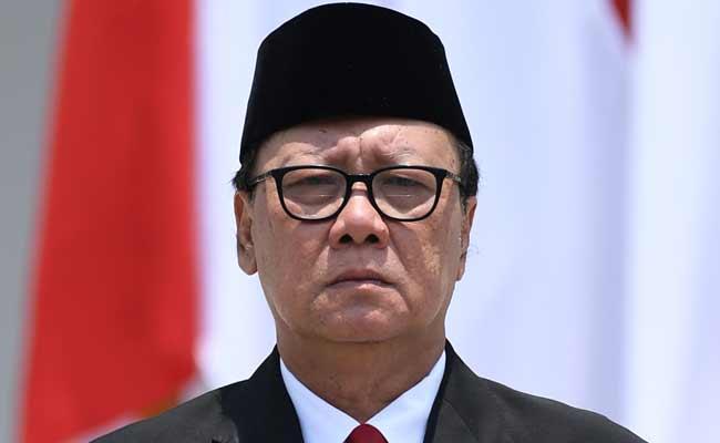 Menteri Pendayagunaan Aparatur Negara dan Reformasi Birokrasi Tjahjo Kumolo