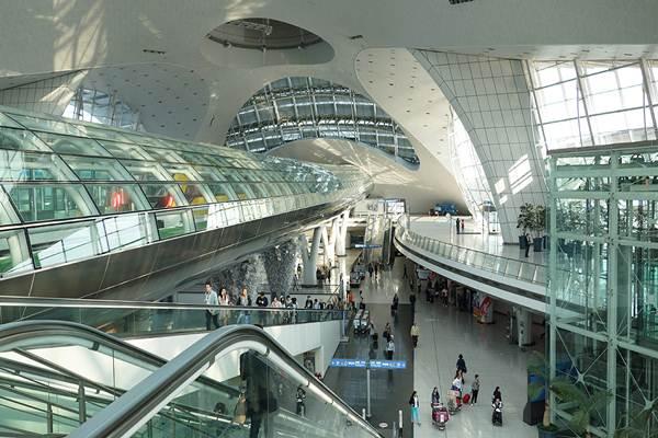 Bandara Incheon Korsel - wikipedia