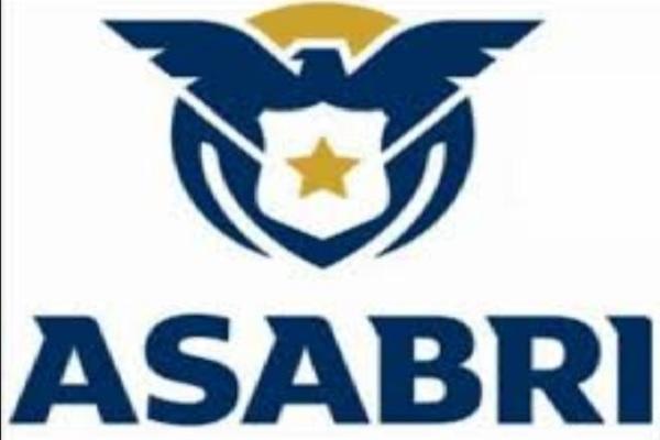 Logo PT Asuransi Sosial Angkatan Bersenjata RI (Asabri) - Istimbewa