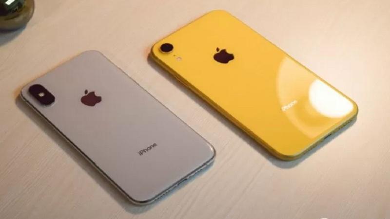 iPhone XR - Istimewa