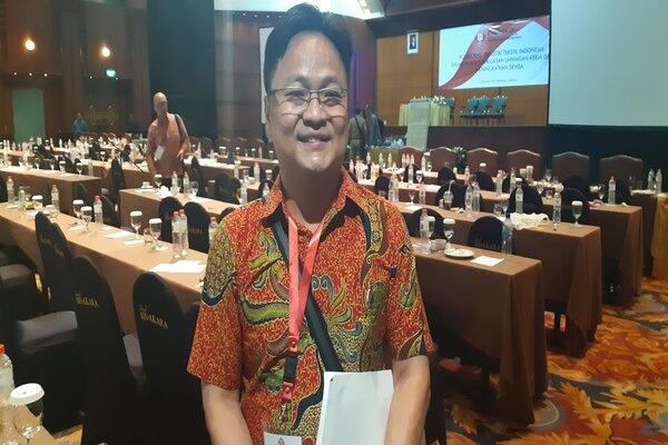 Ketua Umum Asosiasi Pertekstilan Indonesia (API) Jemmy Kartiwa Sastraatmaja.