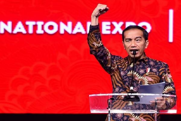 Presiden Joko Widodo - Twitter @jokowi