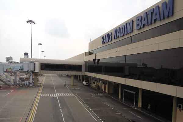 Bandara Internasional Hang Nadim Batam - Bisnis/Bobi bani.