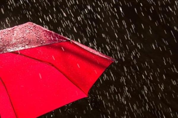 Ilustrasi hujan. - Istimewa
