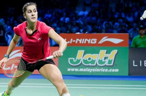Carolina Marin - www.fourthofficial.com
