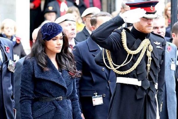 Pangeran Harry dan Meghan Markle mengumumkan mundur dari anggota Keluarga Kerajaan Inggris pada Januari 2020. - Instagram @sussexroyal