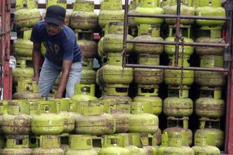 Gas elpiji 3 kg - Bisnis.com