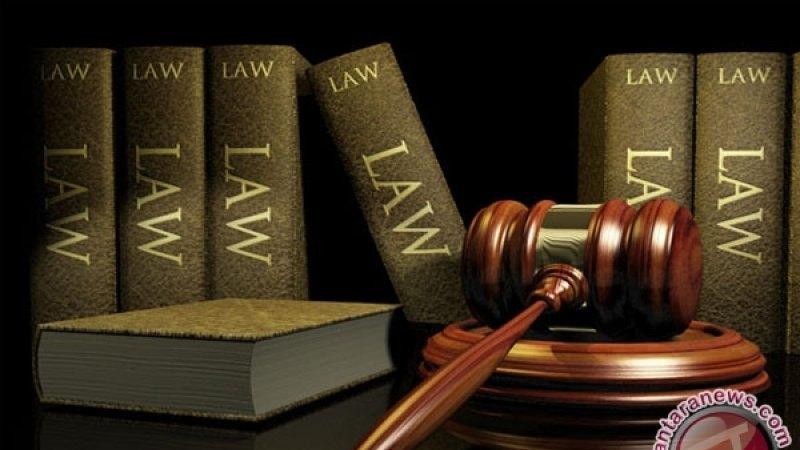 Ilustrasi hukum. - Antara