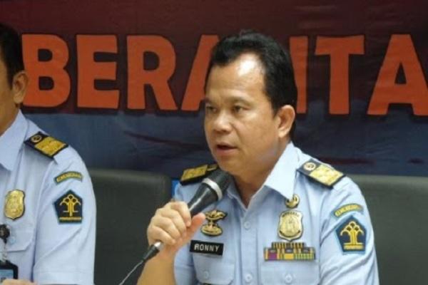 Dirjen Imigrasi Kementerian Hukum dan HAM Ronnie Sompi - Istimewa