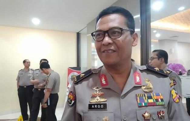Kepala Biro Penerangan Masyarakat Polri Brigjen Pol. Raden Prabowo Argo Yuwono - ANTARA/Anita Permata Dewi