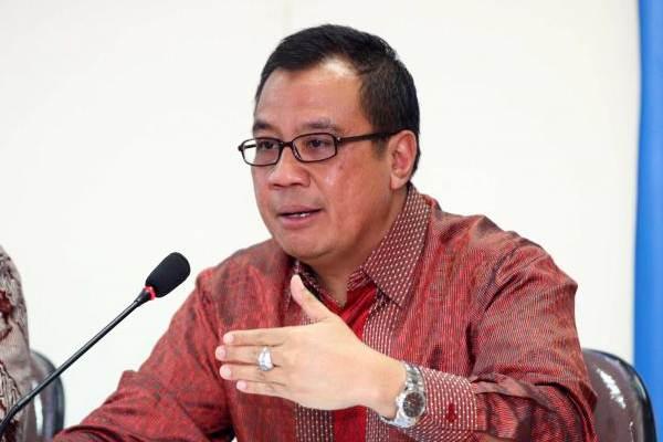 Direktur Utama PT Angkasa Pura (Persero) I Faik Fahmi. - JIBI/Dwi Prasetya