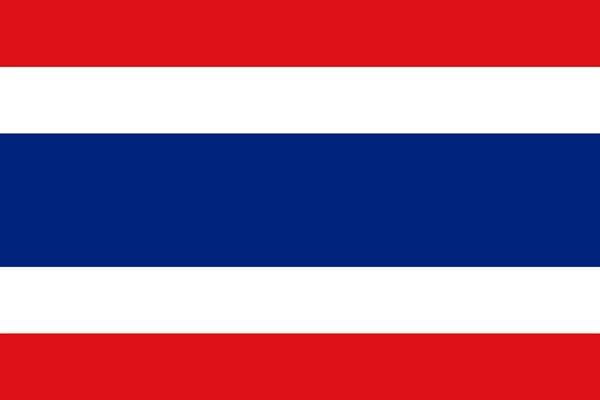Bendera Thailand - Istimewa