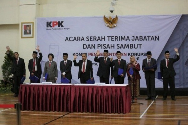 Dewan Pengawas Komisi Pemberantasan Korupsi (KPK). - Istimewa