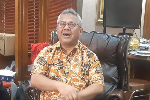 Ketua Komisi Pemilihan Umum (KPU) Arief Budiman/JIBI - Bisnis/Jaffry Prabu Prakoso