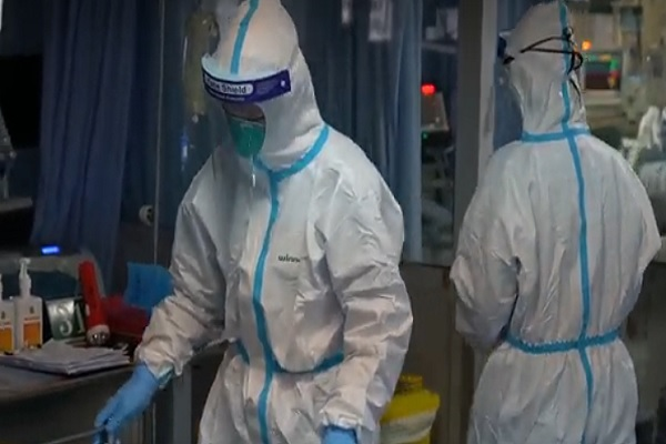 China melakukan langkah-langkah mengendalikan penyebaran virus corona. - Reuters